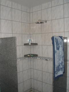 Suite 1 shower