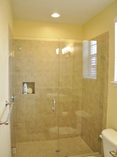 Guest Bedroom 3 Bathroom Shower