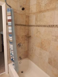 Full Shower with Tub