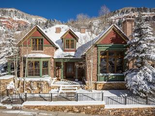 Galena Estate Luxury Telluride Vacation Rental for 12 Guests