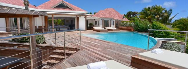 Valentina at Pointe Milou, St. Barth - Ocean View, Private Community, Heated, Marigot