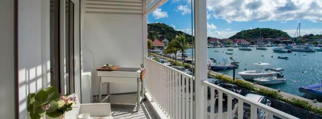 Suite Harbour at Gustavia, St. Barth - Harbour View, Within Walking Distance To