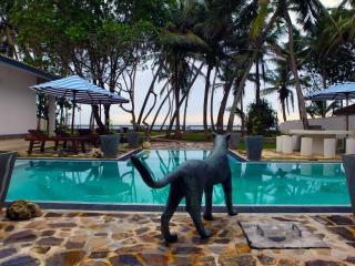 Luxary Beach front Villa with Private Pool, Galle