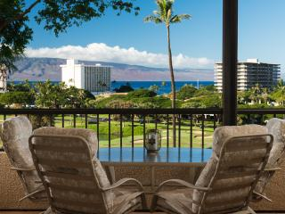 Harris Hawaii, Ka'anapali Royal N-302, Ocean View From Spacious Lanai! Book Now!