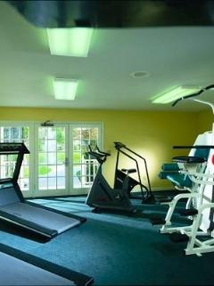 Fitness center 24/7 free access