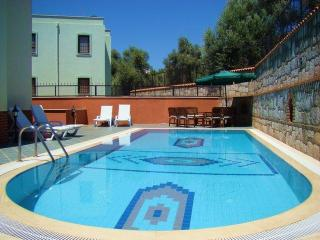 VILLA POSEIDON in CENTRAL BODRUM with Private Pool