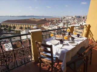 Apartamento com vista para o terraço e breahtaking!, Leiria