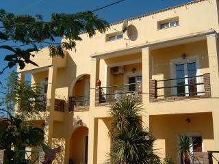 2 sea view Apartments X 4 beds on Corfu island