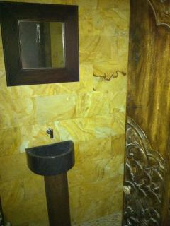 toilette invité