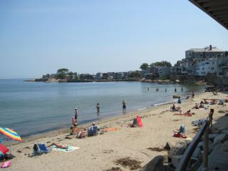Quaint Seaside Village Studio Steps  From Beach