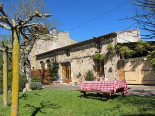 Domaine de la Bade - Gite Cabardes - Romantic holiday home near Carcassonne, Raissac-sur-Lampy