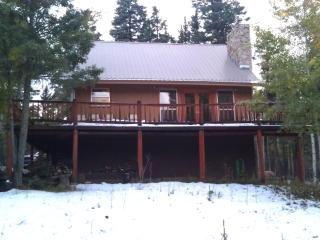 Family Cabin with Gameroom in Angel Fire