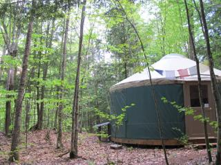Mountain Brook Yurt Retreat, Denmark