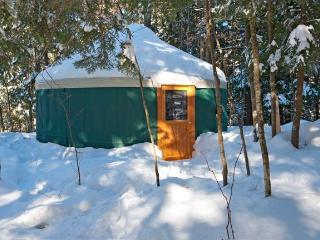 Mountain Brook Yurt Retreat, Denmark