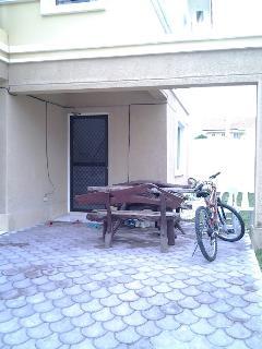 Main door outside
