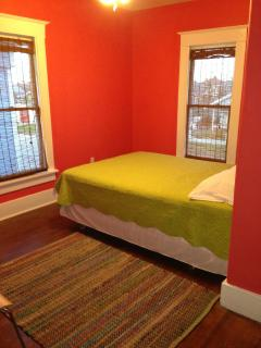 Upstairs bedroom (#2) with Queen bed