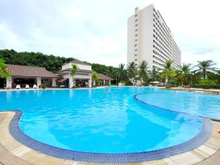 Studio in View Talay 1 condo at the beginning of the Jomtien, Pattaya