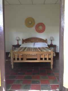 Bedroom #3 - 1 Double (w/ fan)
