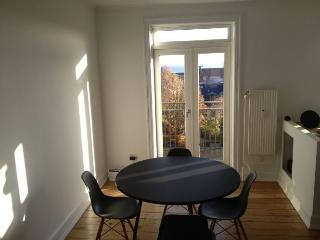 Very nice Copenhagen apartment with view to Oeresund