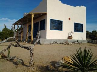 Next to Nature & 200 Yards to the Beach, Ocean & Mountsin Views, Tons of Privacy, Todos Santos