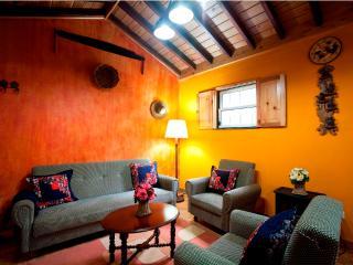Casa das Bananeiras sitting area