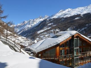 Heinz Julen Penthouse - in designer magazines, Zermatt
