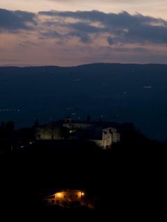 Todi at Night
