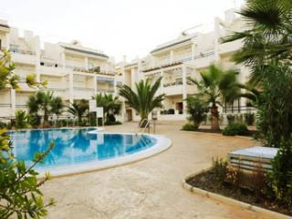 Top apartment with big solarium in Torrevieja