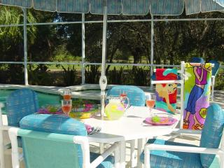 Unique Disney Themed Home--Backs up to Golf Course, Kissimmee
