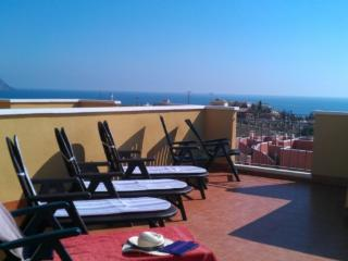 2 bed 2 bath villa with stunning sea views, Isla Plana