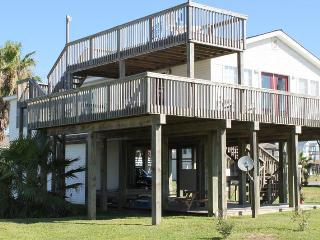 GALVESTON - Blue Heron House - Sleeps 10