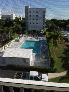 Heated Pool and Restrooms