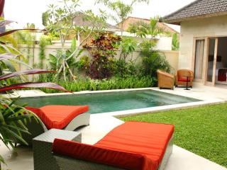 2BR-newly built villa situated in Jalan Batu Belig, Kuta
