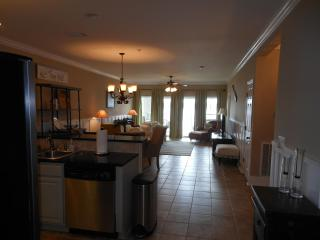 Welcome in! Open floor plan with high end furnishings throughout