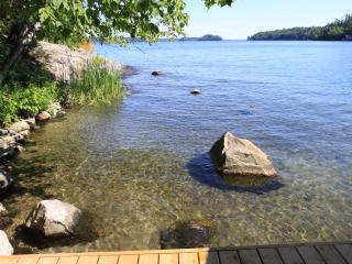 North Lake Joseph, Muskoka Cottage Rental, Rosseau