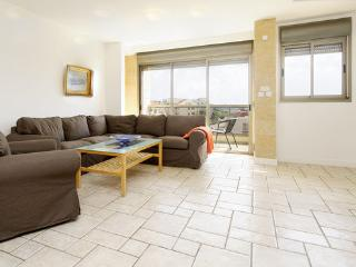 Penthouse in Raanana: with Pool and garden, Ra'anana