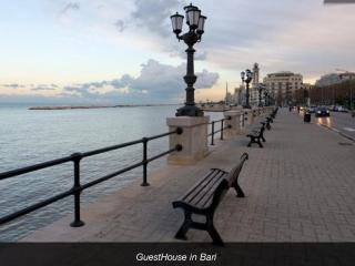 Large Historical Furnished Apt In Bari Centre