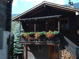 Romantic Holiday Apartment In The Walliser Alps, Berna