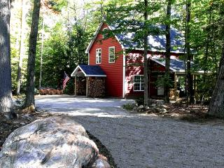 'Eco-friendly' Adk Rental W/lake Access