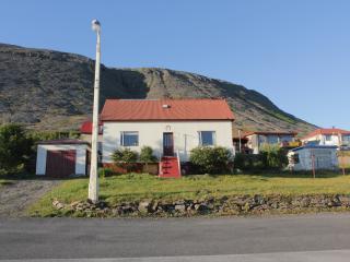 Iceland-Westfjords,Patreksfjordur,Latrabjarg,
