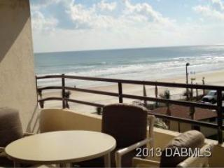Fabulous Daytona Beach Shores Oceanview Condo