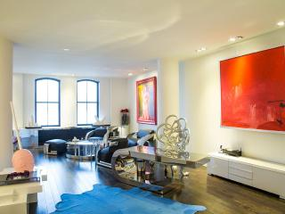 Classic 3 Bedroom Loft in TriBeCa, Nova York