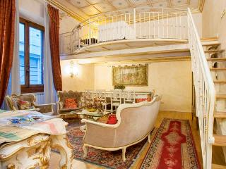 Luxury Apartment for 8p in the center of Florence