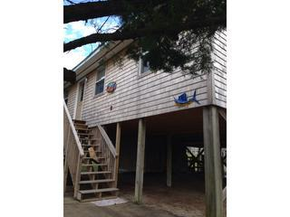 Frisco, NC OBX 'Fin & Tonic' 3BR/2BA raised house, sound-ocean views, sleeps8