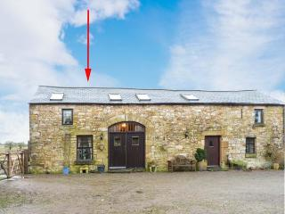 CURLEW COTTAGE, woodburner, pet-friendly, shared games room, near Newcastleton,