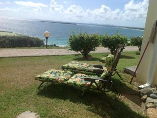 Horizons Orient Beach--Spectacular Views & Access to the Beach, Cul de Sac