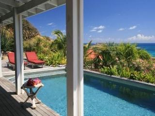 VILLA COTE SUD Orient Bay/Swimming-Pool/Ocean View