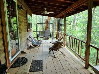 Torrent Falls - Climber's Cabin, Campton