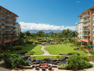 Beautiful OCEAN VIEW 3 BD ! Sleeps 8, Ka'anapali