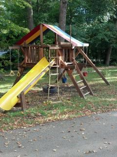 Rainbow Playground